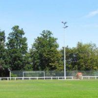 Le terrain de football de la loupe se refait une beauté
